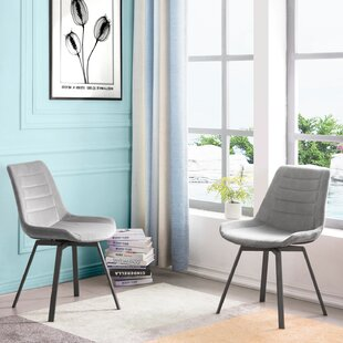 Mille Upholstered Dining Chair Set Of 2