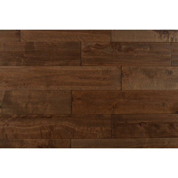 4.75 Solid Maple Hardwood Flooring in Century by Albero Valley