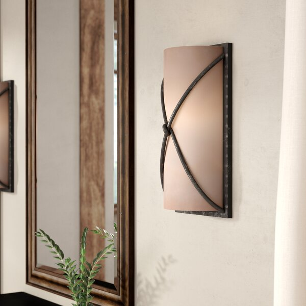 Gironde 2-Light Wall Sconce by Loon Peak