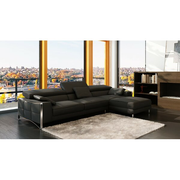 Soho Sectional by Hokku Designs