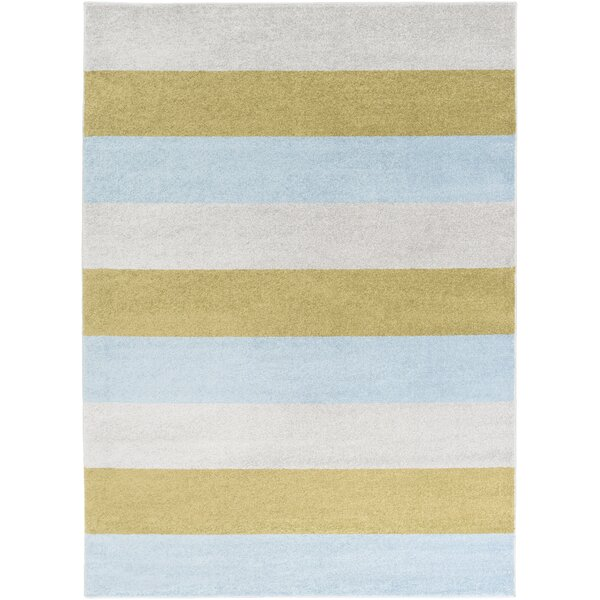 Greer Charcoal Area Rug by Latitude Run