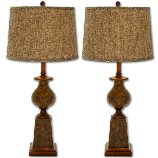 Heraldo 34 Table Lamp (Set of 2) by Urban Designs