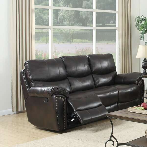 Tombstone Reclining Sofa by Avalon Furniture