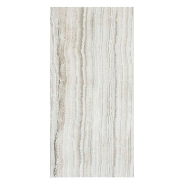 Velvet 12 x 24 Porcelain Field Tile in Taupe by Casa Classica