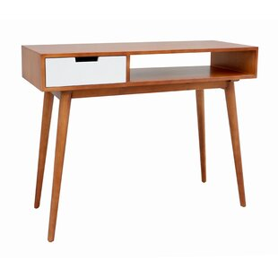 Inexpensive Brookline Mid-Century Console Table By George Oliver