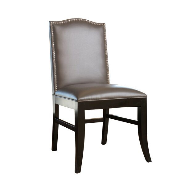 Liston Upholstered Dining Chair by Darby Home Co