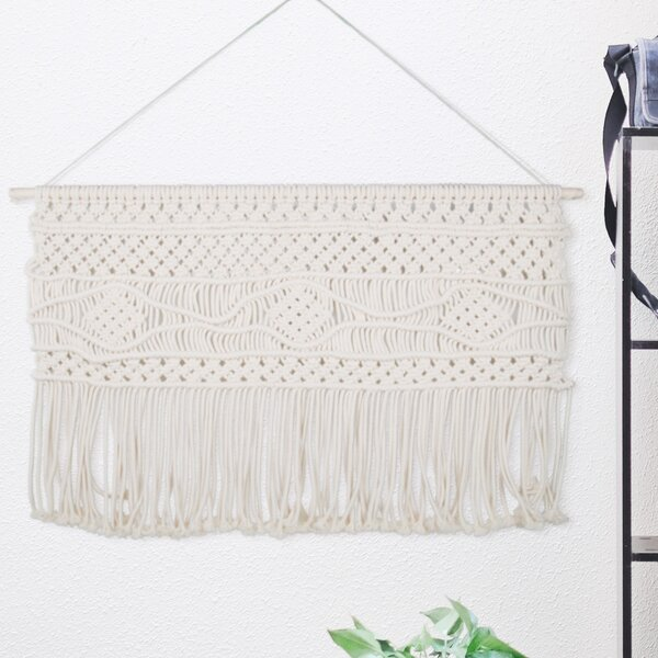 Macrame Tapestry and Wall Hanging by Langley Street
