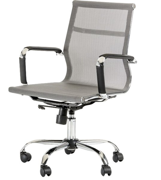 Belafonte Mesh Desk Chair by Wade Logan