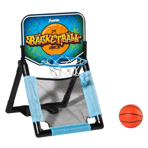 2-in-1 Basketball Set by Franklin Sports