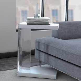 Compare prices Burrage End Table ByWade Logan