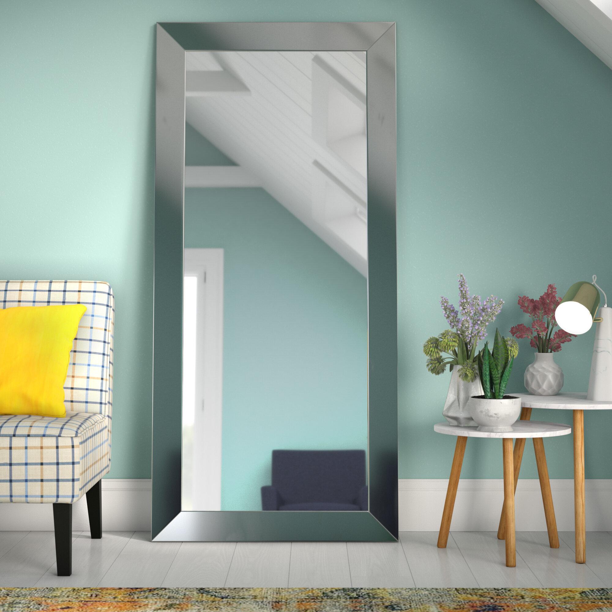 Zipcode Design Nigel Wide Tall Full Length Mirror & Reviews   Wayfair