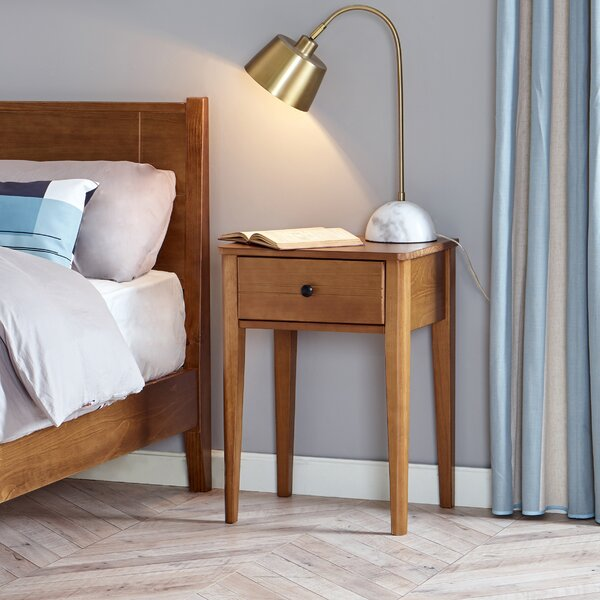 Oronoco End Table With Storage By George Oliver