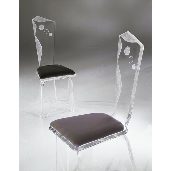 Infinity Upholstered Dining Chair by Shahrooz