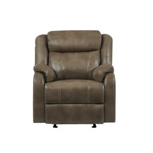 Pawling Manual Glider Recliner by Loon Peak