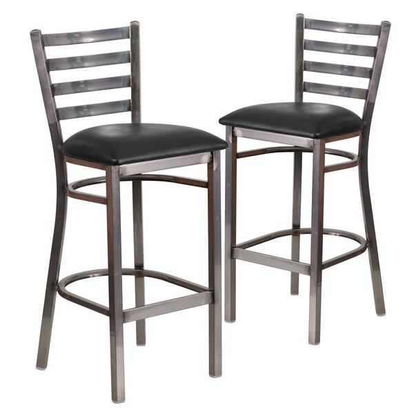 Chafin 31 Bar Stool (Set of 2) by Winston Porter