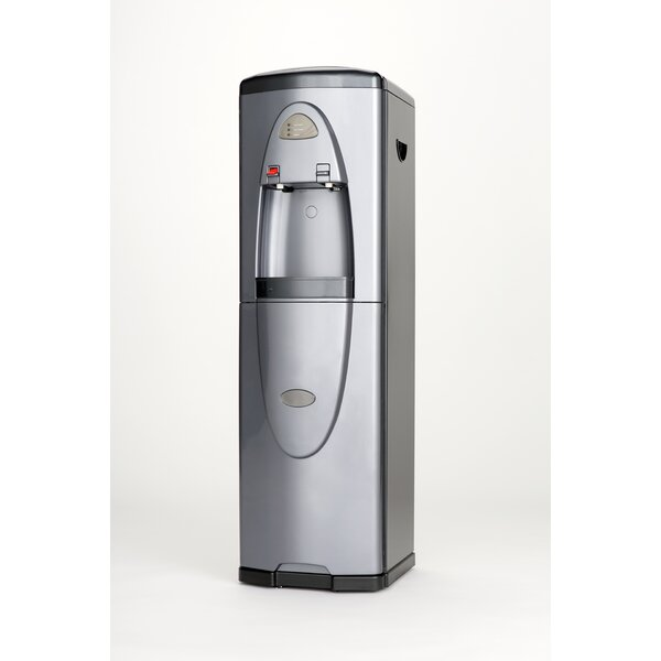 Bottleless Free-Standing Hot and Cold Electric Water Cooler by Global Water