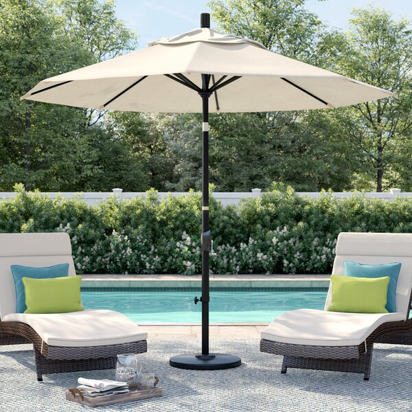 Carina 9' Market Umbrella By Sol 72 Outdoor by Sol 72 Outdoor Coupon
