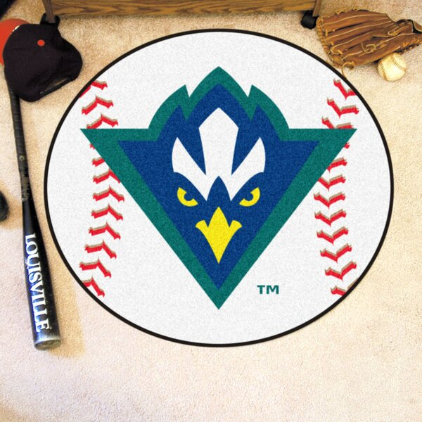 NCAA University of North Carolina - Wilmington Baseball Mat by FANMATS