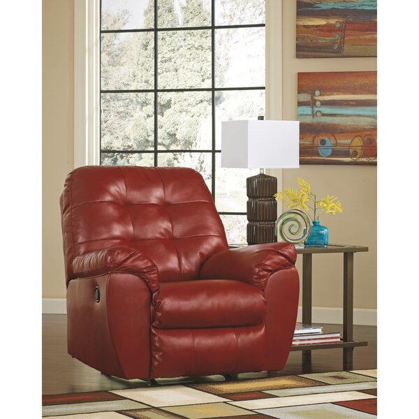 Manley Manual Rocker Recliner by Red Barrel Studio