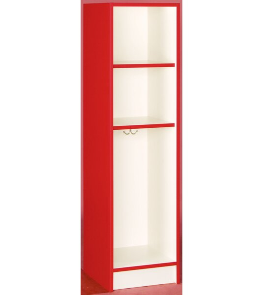 1 Section Coat Locker by Stevens ID Systems