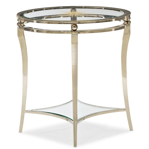 Rising Star End Table By Caracole Classic