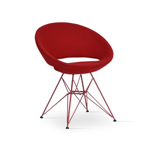 Crescent Barrel Chair by sohoConcept