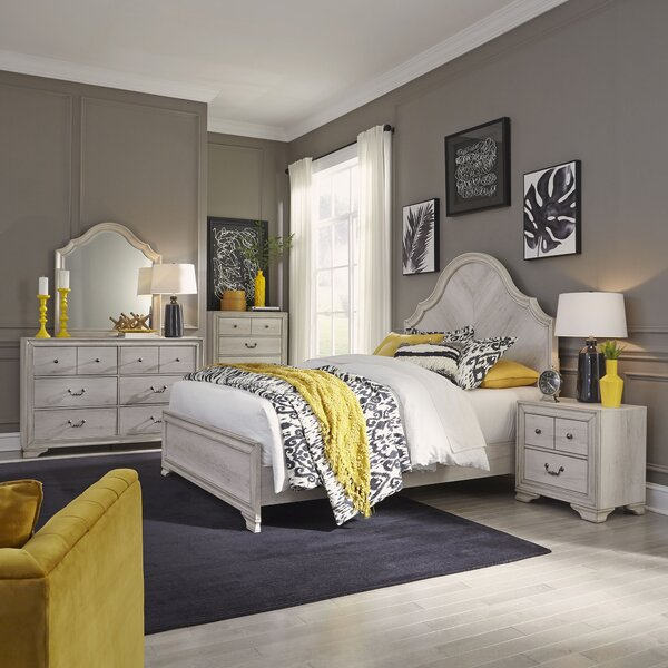 AlmedaCheatham Standard Configurable Bedroom Set by Ophelia & Co.
