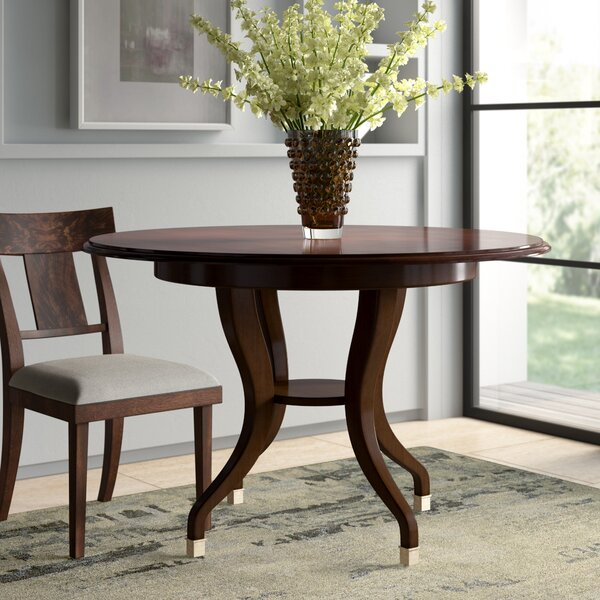 Manhattan Dining Table by Fairfield Chair