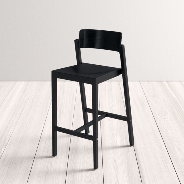 Maas Counter & Bar Stool by Ivy Bronx