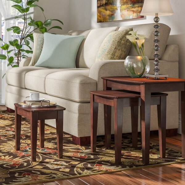 Espinosa 3 Piece Nesting Tables By Red Barrel Studio