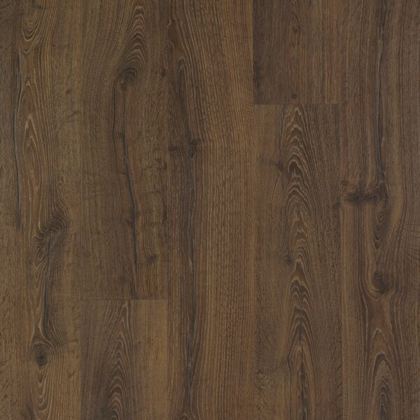 Natrona 7 x 47 x 12mm Oak Laminate Flooring in Summit by Quick-Step