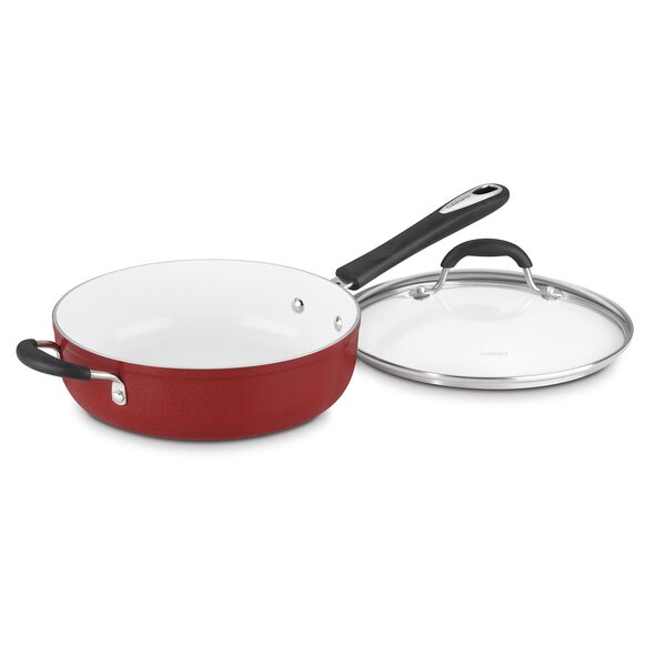 5.5 Qt. Saute Pan with Lid by Cuisinart