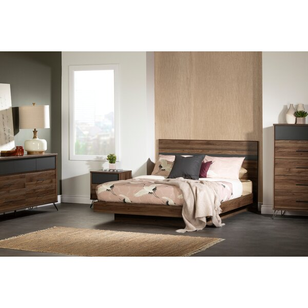 Stange Queen Platform Bed by Trent Austin Design