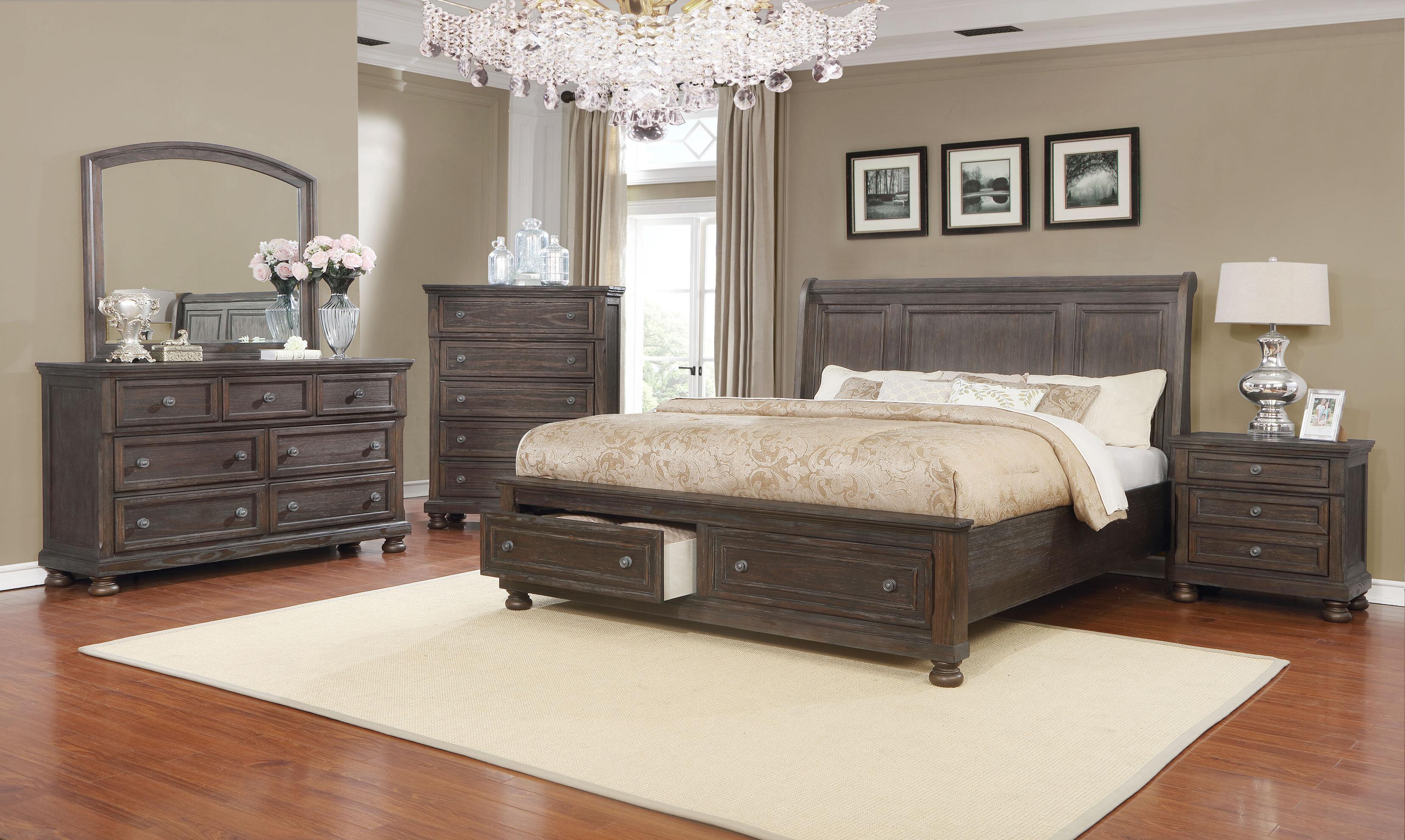 Ireland 6PC Queen Bedroom Set