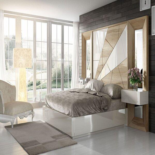 Longville King 5 Piece Bedroom Set by Mercer41