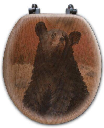 Bear Cub Toilet Seat by WGI-GALLERY