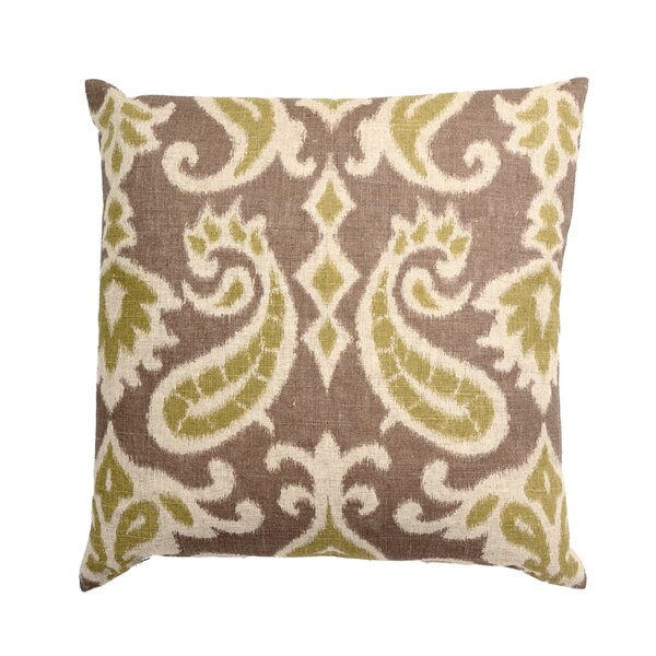 Haymeadow Square Throw Pillow by Red Barrel Studio