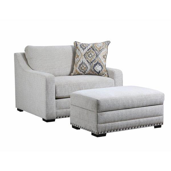 Swanigan Armchair by Three Posts