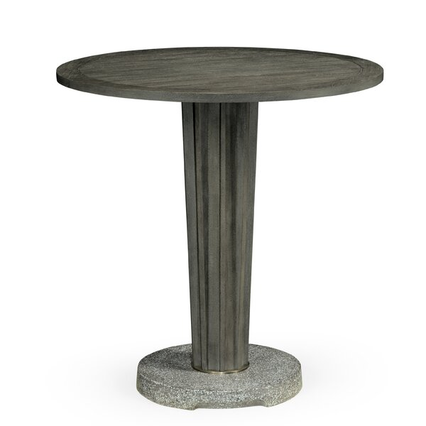 Hampton Wooden Bistro Table by Jonathan Charles Fine Furniture