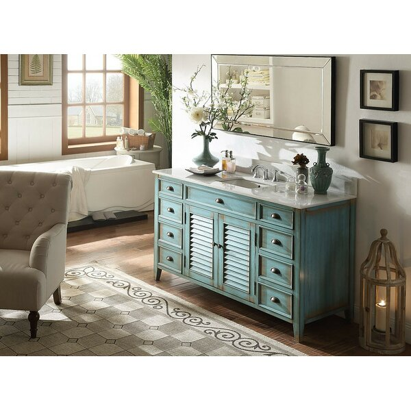 Foret 60 Single Bathroom Vanity Set by Lark Manor