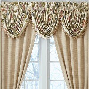 Daphne Waterfall 48.5″ Curtain Valance