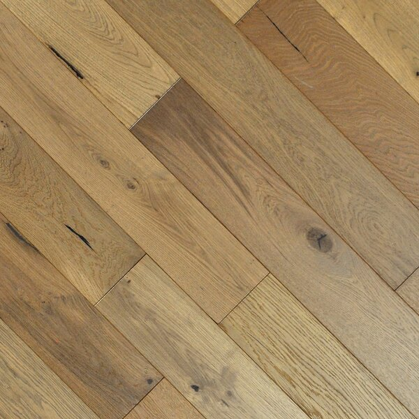 Smokey Mountain 5-22/25 Engineered Oak Hardwood Flooring in Cherokee by Forest Valley Flooring