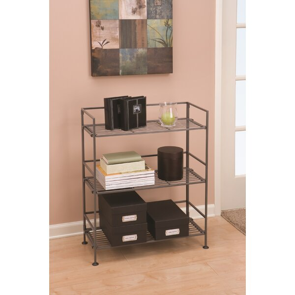 3-Tier Iron Slat Tower Shelving by Seville Classics