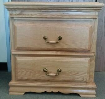 Lucie 2 Drawer Nightstand by August Grove