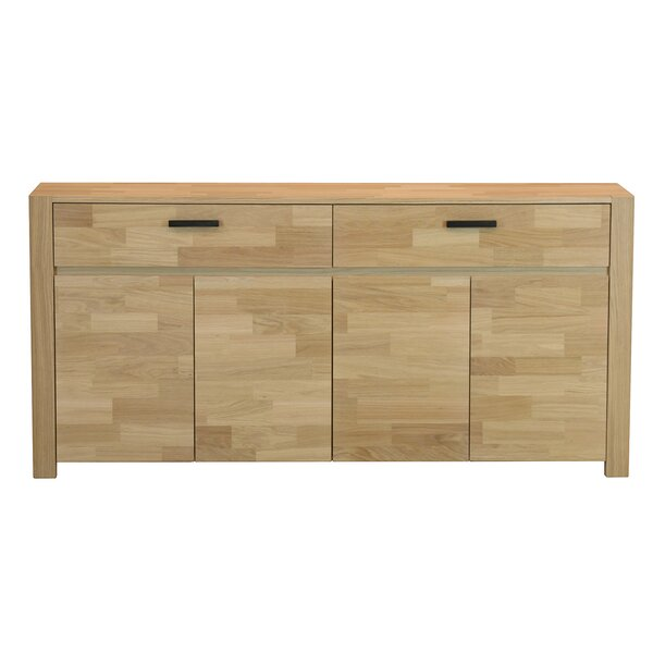 Nordi 2 Drawer Dresser by Parisot