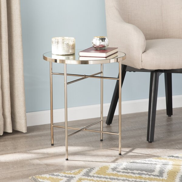 Chesson End Table By Mercer41