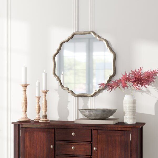 Arviso Wall Mirror by Lark Manor