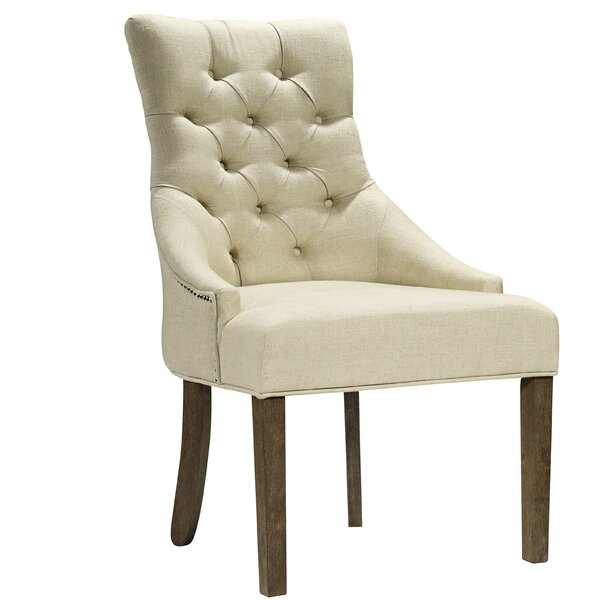 Edgardo Side Chair by Darby Home Co
