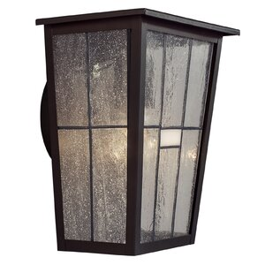 Mcmullin 1-Light Outdoor Sconce