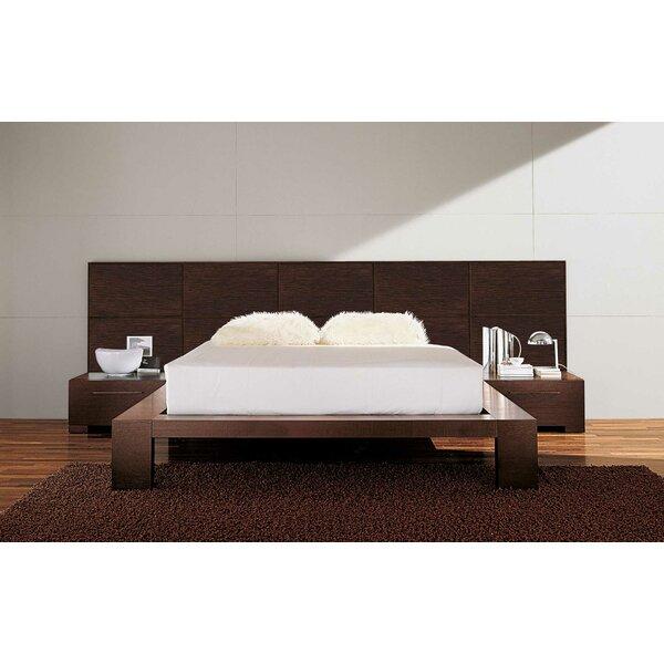 Yoko Platform 3 Piece Bedroom Set by YumanMod